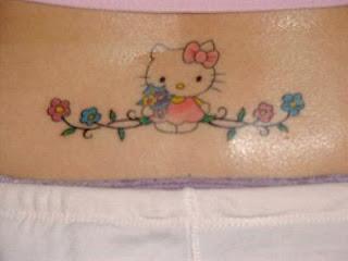 kitty fairy tattoo designs