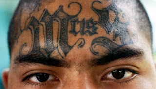 Mara Salvatrucha tattoos pics