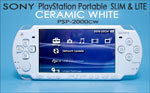 Read more about my Ceramic White PSP SLIM & LITE