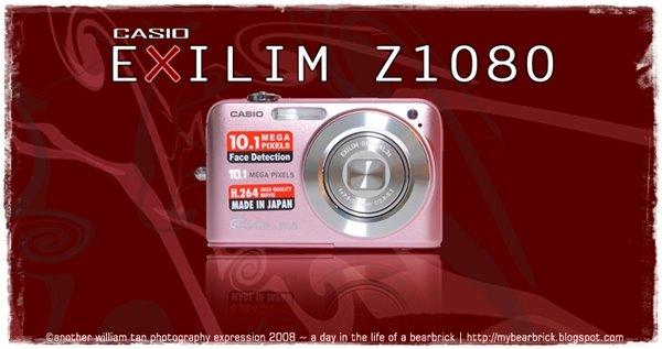 Casio Exilim Z1080