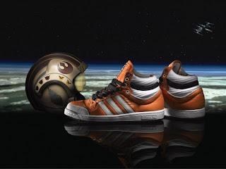 MagicNet Forums Adidas выпустил коллекцию в стиле Star Wars.