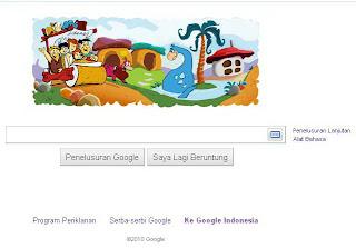 Google Tampil Beda