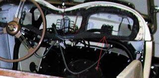 mg td tf series rh tseriesmg blogspot com Mg Classic Cars MG TD Dashboard