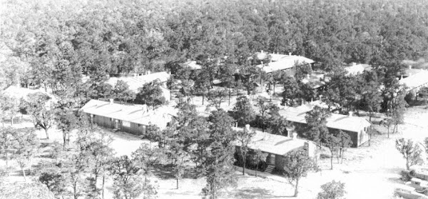 Grand Canyon CCC Camp