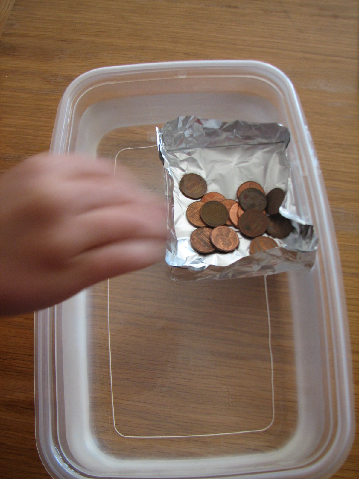 Science Matters Density Penny Boats