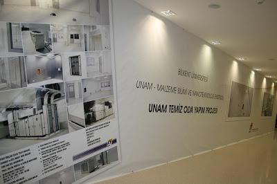 UNAM Temiz Oda Projesi