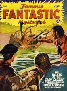 Portada de Famous Fantastic Mysteres