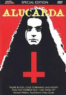 edición en DVD de una película de culto
