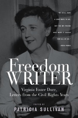 Book jacket for Freedom Writer