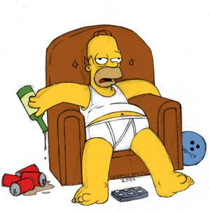 Foto 0 en  - El Sindrome Homero Simpson