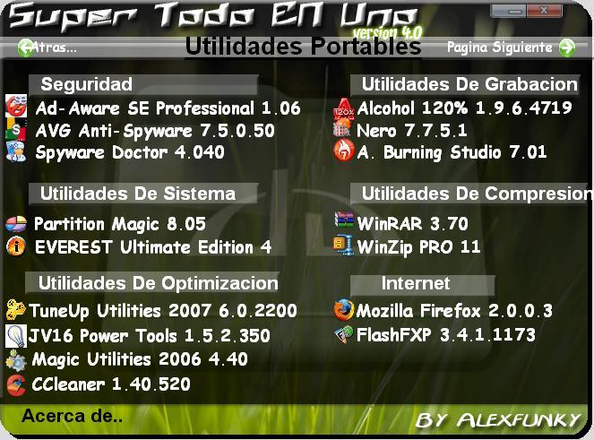 [DVD]SUPER TODO EN UNO V4.0
