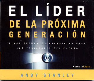 El+l%C3%ADder+de+la+pr%C3%B3xima+generaci%C3%B3n,+Andy+Stanley El líder de la próxima generación   Andy Stanley [ 3 CDs AudioLibro ]