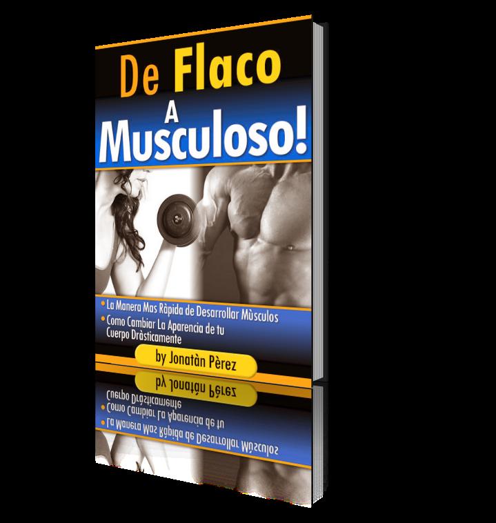 De Flaco A Musculoso (Completo) - Jonathan Perez