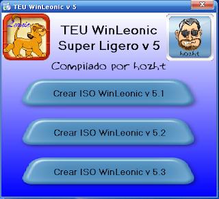windows leonic v5.3 sp3