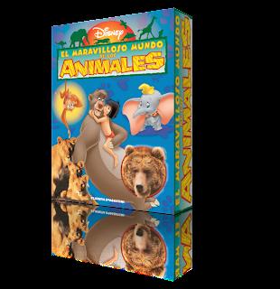 el maravilloso mundo de los animales de disney: