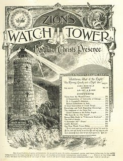 'Upon the Watchtower I Am Standing'