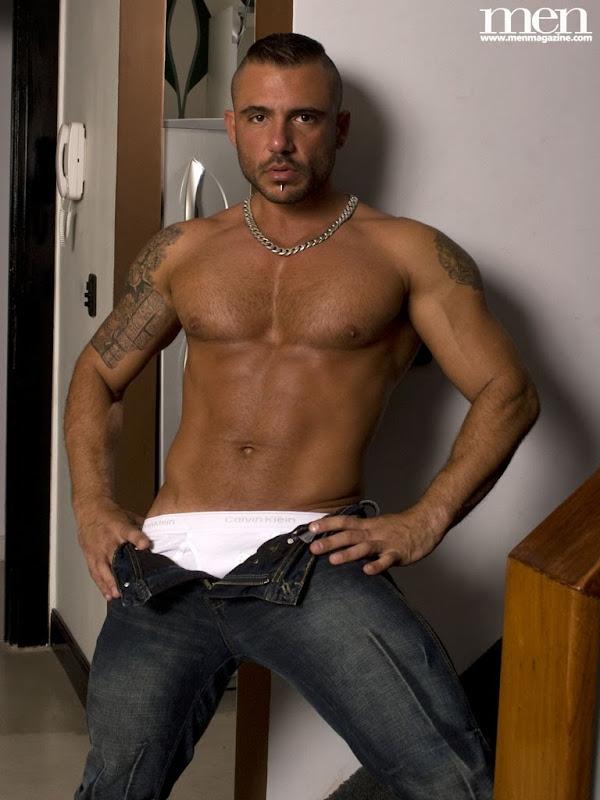 Pedro Andreas - Men Magazine - Sarados Gay - Videos Gay
