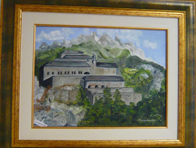 """""""LES FORTS DE L'ESSEILLON"""" par Norma LACCHIO"""