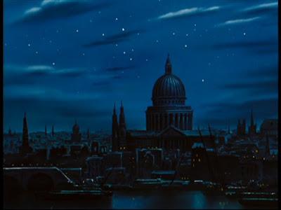 Neverland Quotes Wallpaper Bilinick Peter Pan London Skies At Night