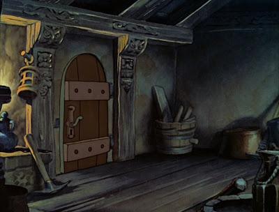 Bilinick Snow White Dwarfs Doors