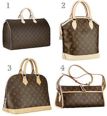 Handbags and luggages fashion