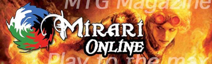 Mirari MTG Magazine