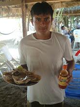 "Restaurant ""La Dulce""-Playa Agua Blanca"