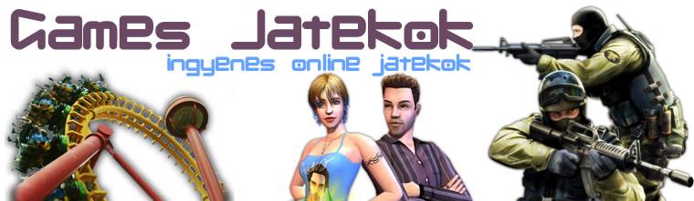 Games - Játékok - Free games - Ingyenes játékok