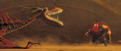 Giant Monsters Attack!: Movie Review: How To Train Your Dragon
