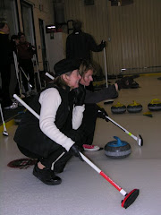 Curling at the Granite Club