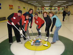 Curling at the Granite Club - Jan. 2008