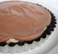 Chocolate Nabisco Wafer Cake