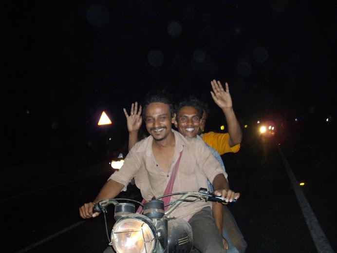 ON RIDE( ANGSHU PATUA ALI)