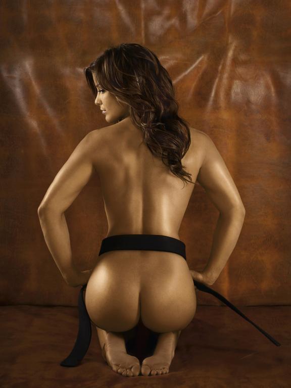 Athletes nude female Naked Kirsty