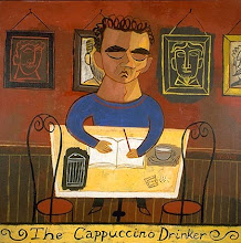 The Cappuccino Drinker