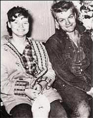 Caril Ann Fugate and Charlie Starkweather
