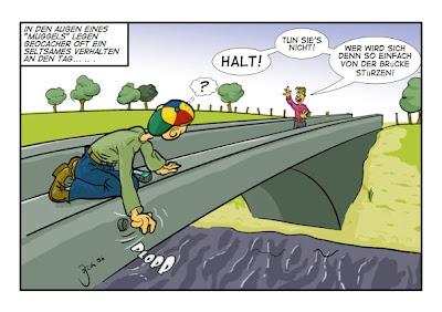 Brücke Comic