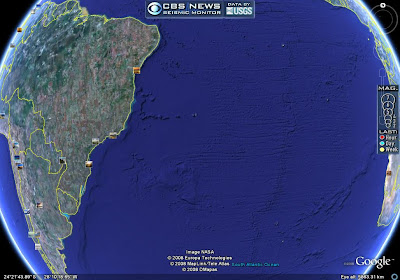 total ocean of world