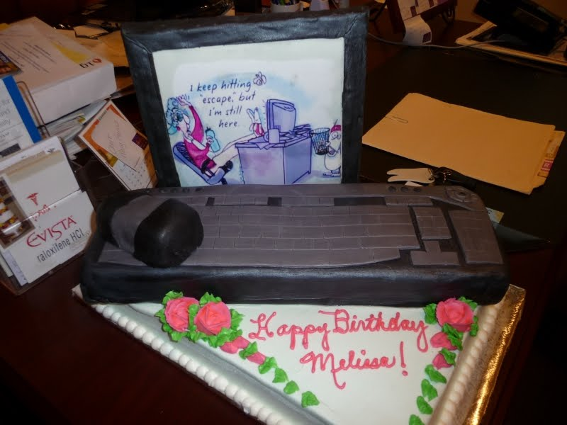 Groovy Icing On Top Cakes For Every Occasion Computer Birthday Cake Funny Birthday Cards Online Barepcheapnameinfo