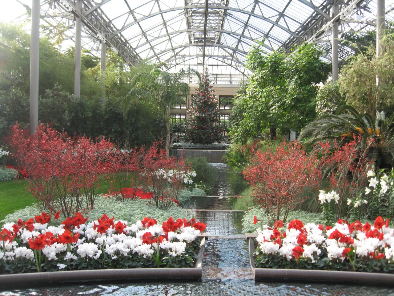 camp martin travels   kennet square    longwood gardens