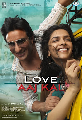 Love Aaj Kal (2009) Movie Poster