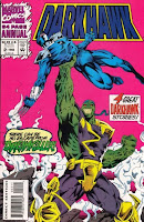No, not Dreamweaver, Dreamkiller!  DARKHAWK ANNUAL #2