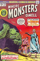 Who Wears Short Shorts?  We Wear Short Shorts!  WHERE MONSTERS DWELL #30