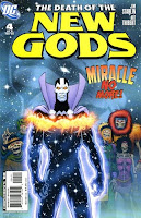 Wither the Forever People?  DEATH OF THE NEW GODS #4