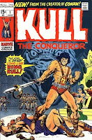 Kull does it the Marvel way!  KULL THE CONQUEROR v.2:no.1