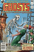 Read it!  We Challenge you!  GHOSTS #81
