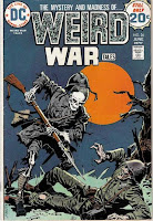 Beware the Spectral French!  WEIRD WAR TALES #26
