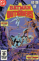 Doing battle with Agent Orange, BATMAN AND THE OUTSIDERS #3