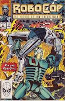 Evil Robot Cops!  ROBOCOP #2