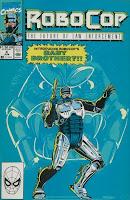 Not Really Evil But Still Mean Robot Apes!  ROBOCOP #4